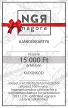 Ajándékkártya 15 000 Ft