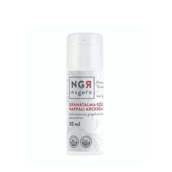 Gránátalma-szőlő nappali arckrém száraz bőrre 30+ 30 ml