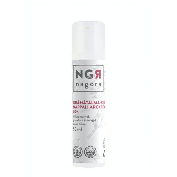 Gránátalma-szőlő nappali arckrém száraz bőrre 30+ 50 ml
