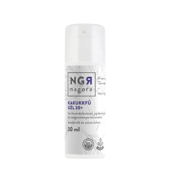 Thyme gel 30+ for combination and oily skin 30ml