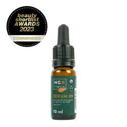 Serum 09 bio borágó- és inkamogyoró olajjal 10 ml