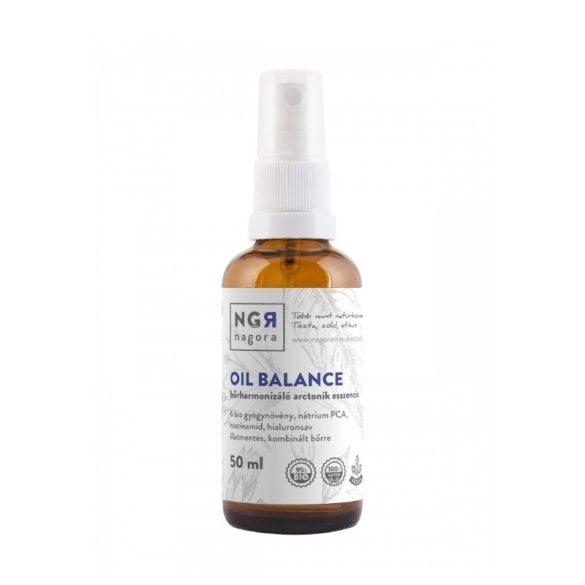 Oil balance bőrharmonizáló arctonik esszencia kombinált bőr 50ml