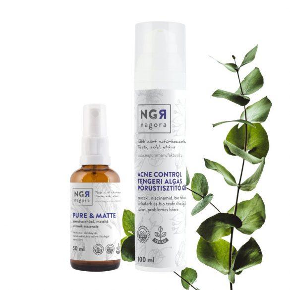 Zsíros bőr - Skin balance basic csomag