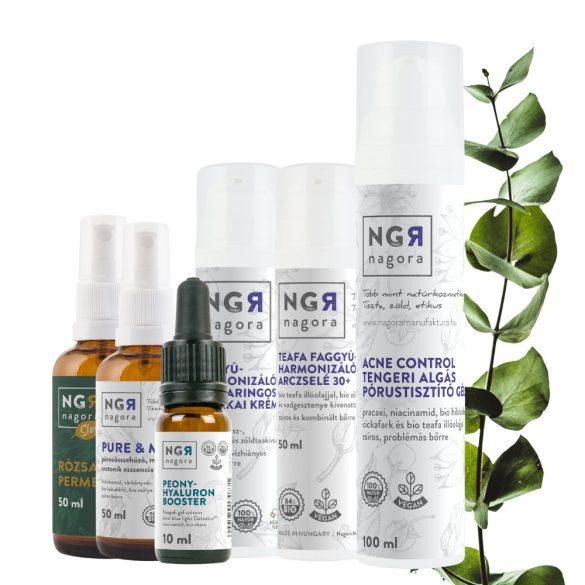 Zsíros bőr - Skin balance premium csomag
