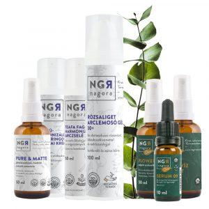 Zsíros bőr - Skin balance anti-aging csomag