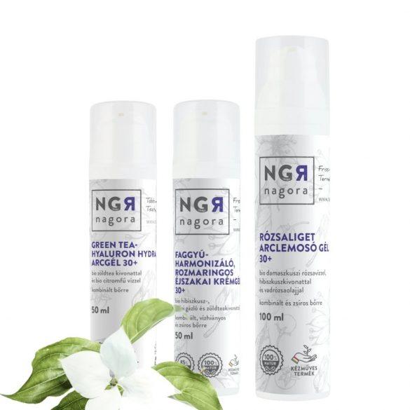 Kombinált bőr - Skin balance essentials