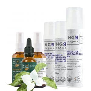 Kombinált bőr - Skin balance anti-aging csomag