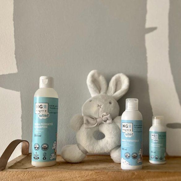 FOR BABY - Őszi gondoskodás babaápoló csomag
