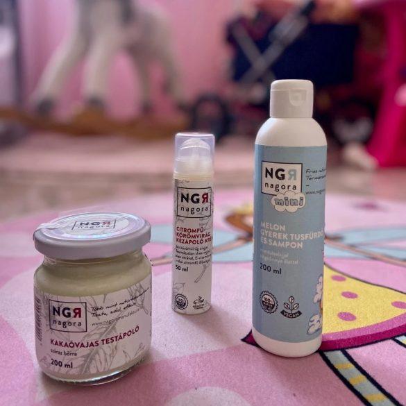 FOR KIDS - Őszi gondoskodás gyerek testápoló csomag