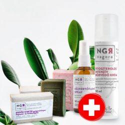Teljeskörű kézfertőtlenítés és bőrvédelem csomag