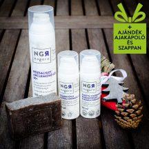 Karácsonyi herba szépségcsomag 30+ kombinált, vízhiányos és zsíros bőrre