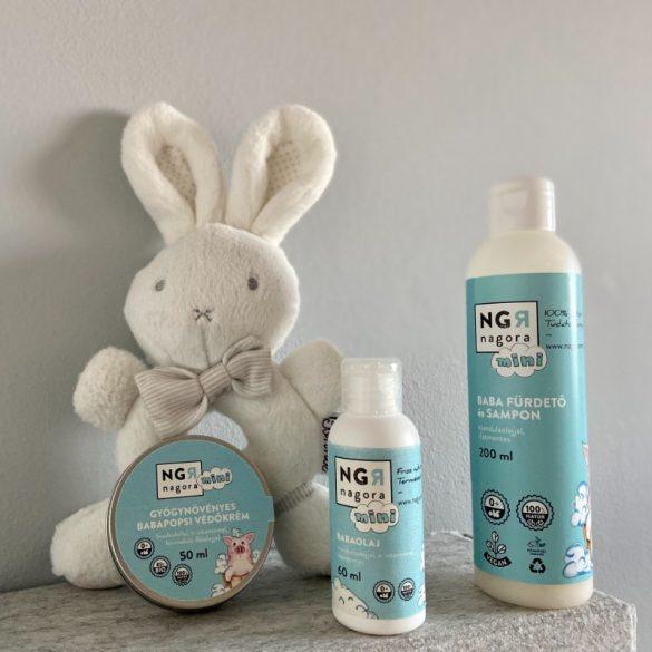 Gyógynövényes babapopsi védőkrém 50ml