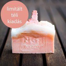 ÉRZÉKI NIMFA szappan 90 g LIMITÁLT TÉLI KIADÁS