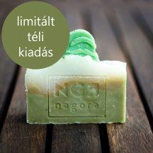 ERDŐK KINCSE karácsonyi design szappan 90 g LIMITÁLT KIADÁS