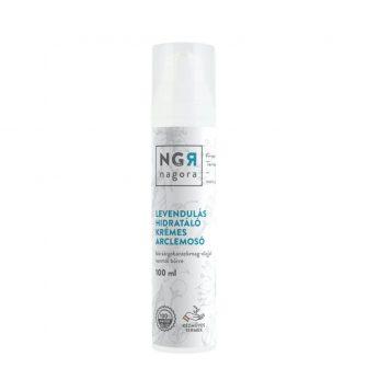Levendulás hidratáló krémes arclemosó normál bőrre      100ml