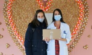 Köszönjük, hogy együtt segíthettünk! -  2020 Nagora adomány