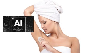 Alumínium származékok a bőrápolásban – többet ártanak, mint használnak