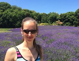 A Pannonhalmi levendulás és gyógynövénykertben jártunk